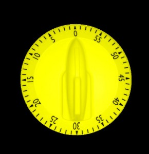 Immagine di un timer