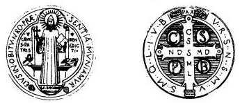 croce di San Benedetto